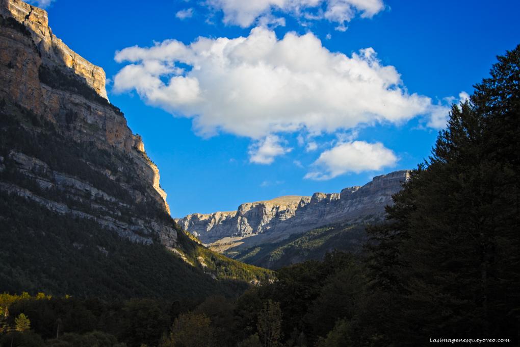 Cañón del Valle de Ordesa