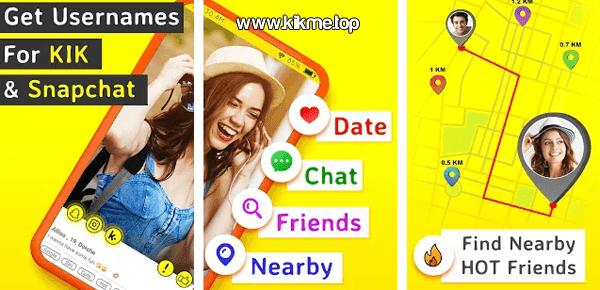 Finder Kik Usernames