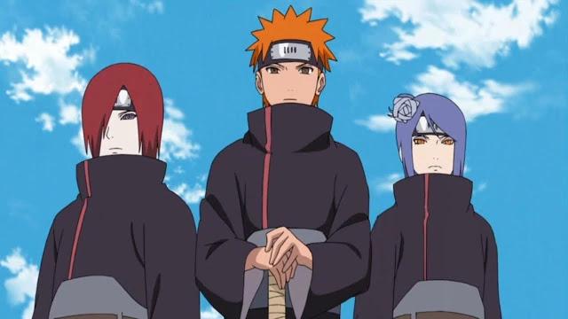 Naruto Moments