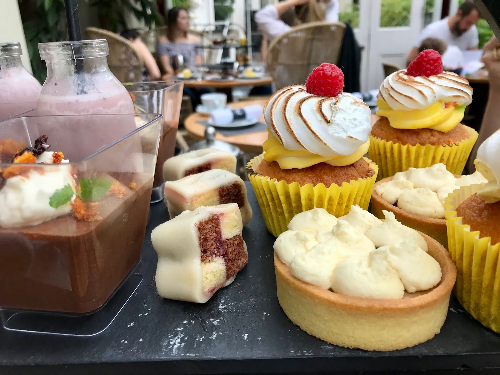 Malmaison Afternoon Tea
