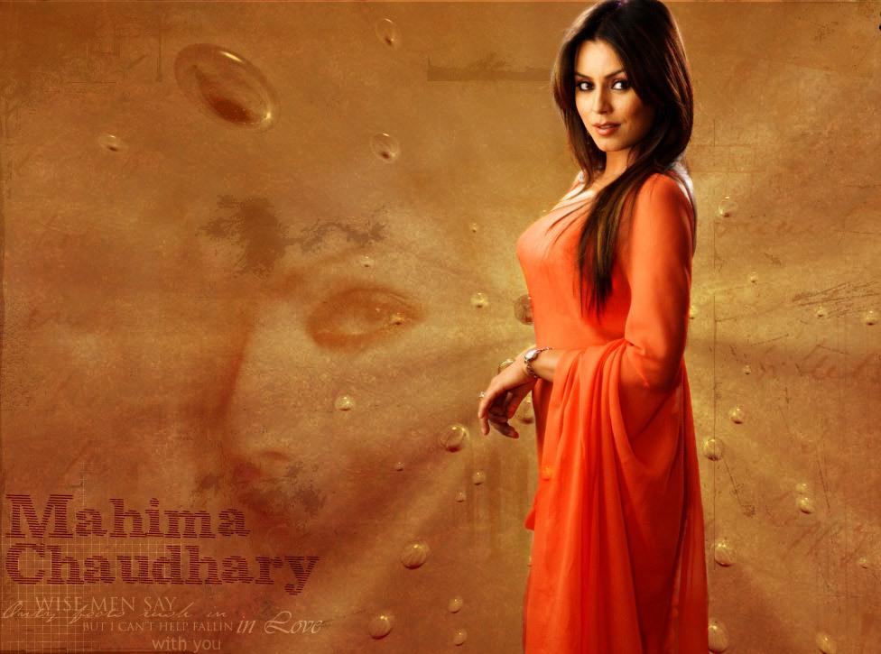 Bollywood Actor  Actress Photos Mahima Chaudhari Photos-2662