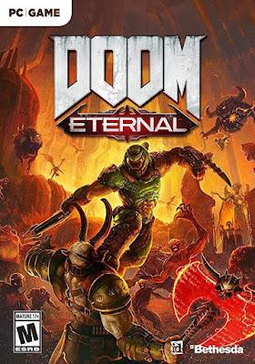 Capa do Doom Eternal
