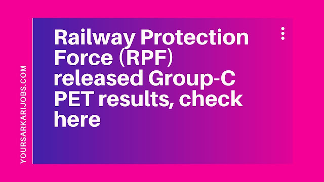 Railway Protection Force (RPF)