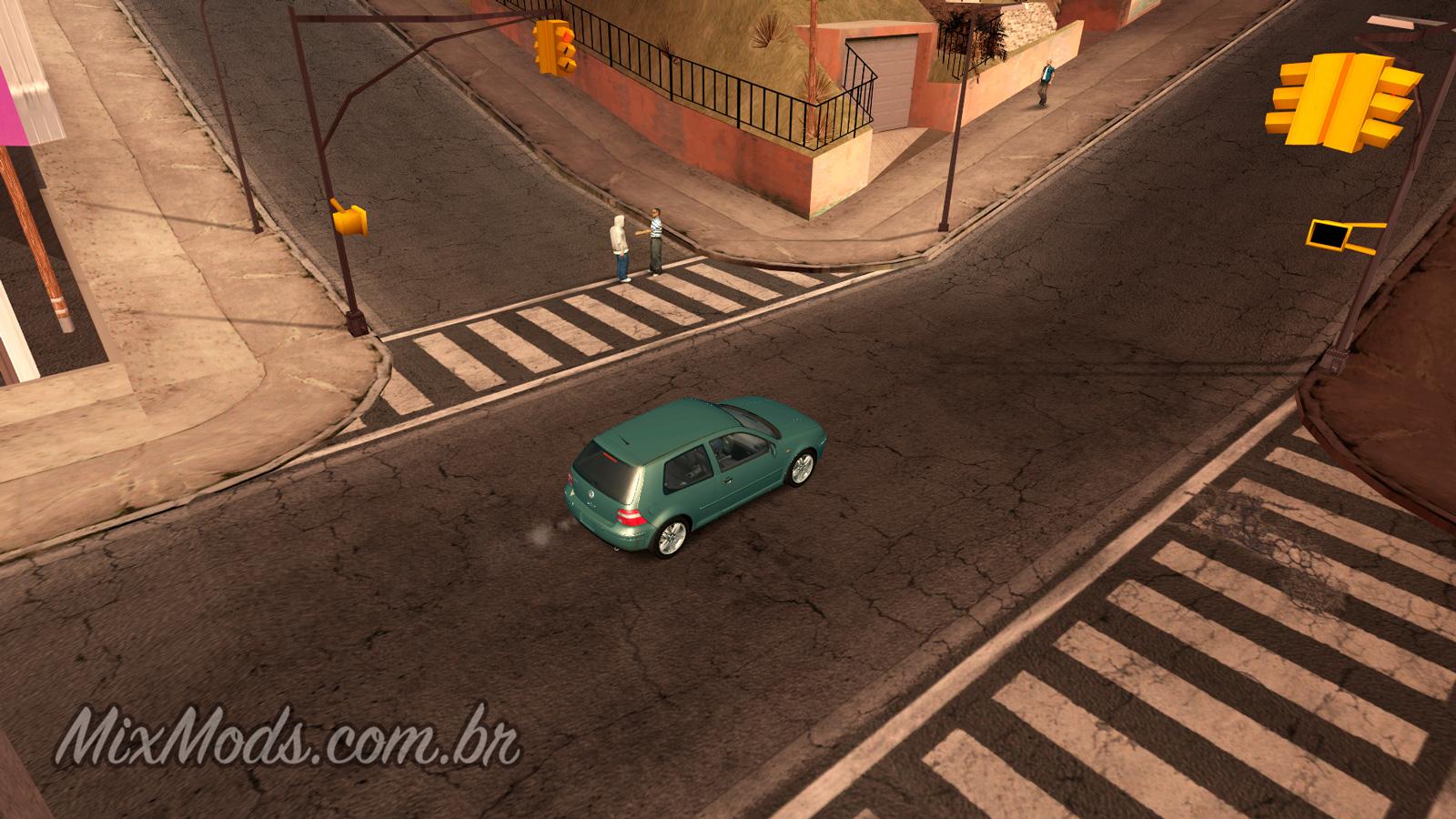 ruas brasileiras para gta san