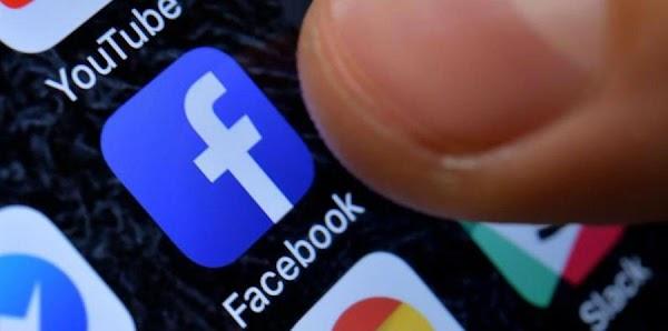 Facebook cambiar la interfaz de usuario para android