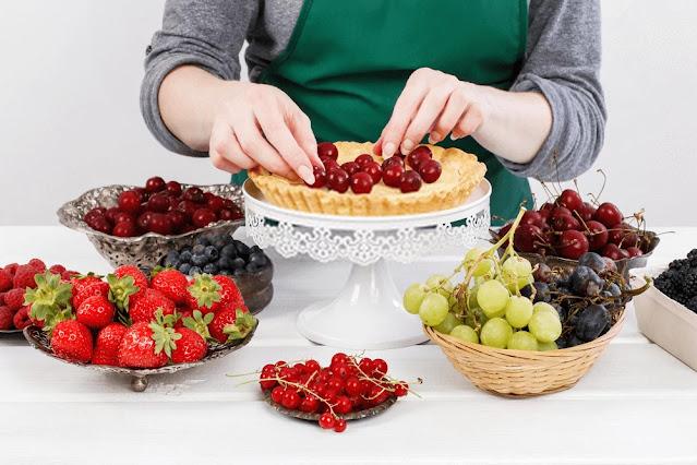 Lower back pain - tart cherries
