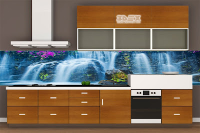 3d backsplash designs for kitchens