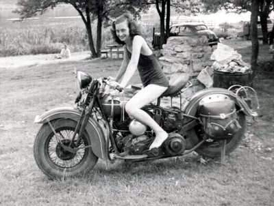 Fast Is Fast Biker Chicks