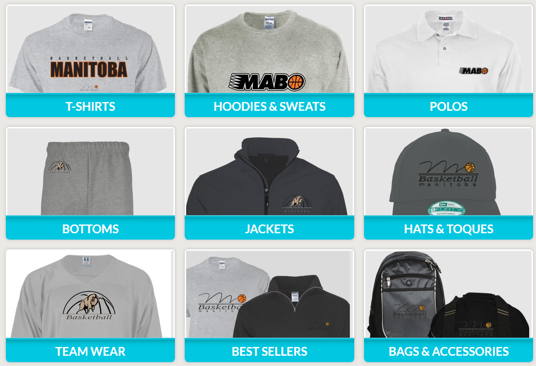 Shop the Basketball Manitoba Store for Your Christmas Needs fb90a961c