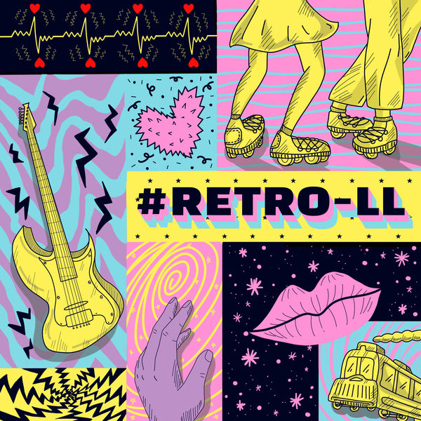 Kim Shin Ill – #Retro-LL – Single