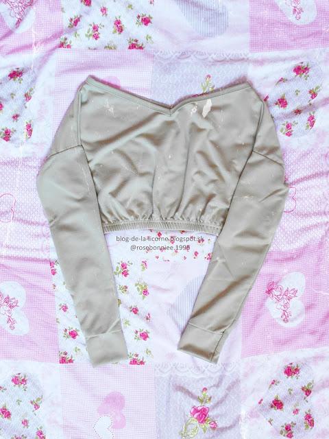 Femme Luxe Finery Sage Crop Loungewear Set - Deanna Review Blog de la Licorne