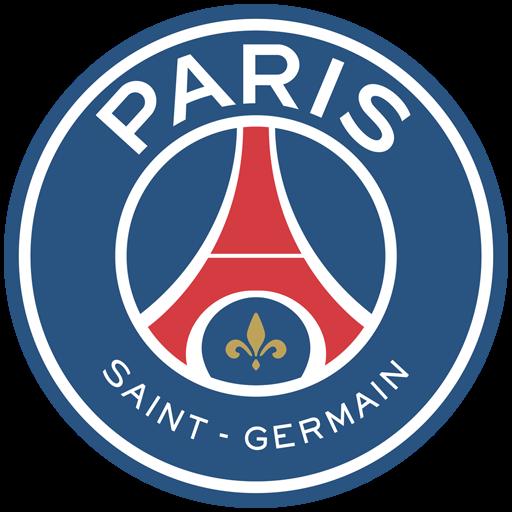 paris saint germain (PSG) Logo 2020-2021 For Dream League Soccer 2019