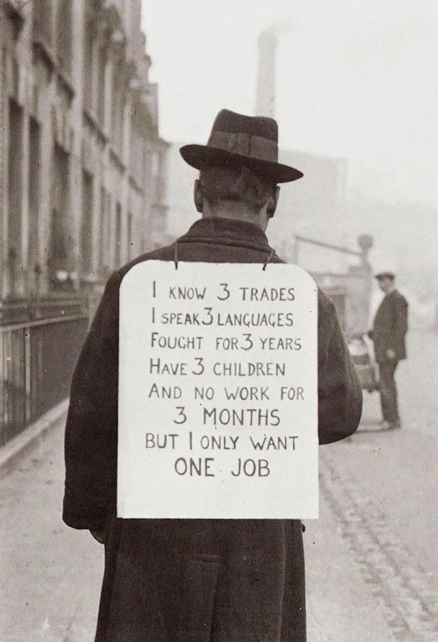 La historia del empleo contemporáneo y la crisis post-pandemia