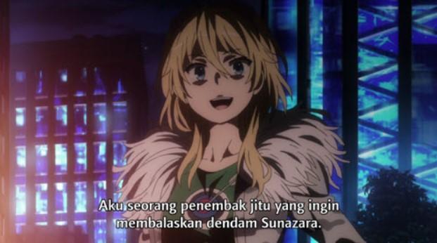 Toaru Majutsu no Index III Episode 16 Subtitle Indonesia