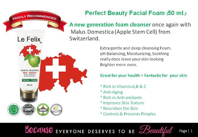 Perfect Beauty Facial Foam