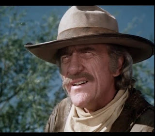 James Arness as Zeb in How the West Was Won (image)