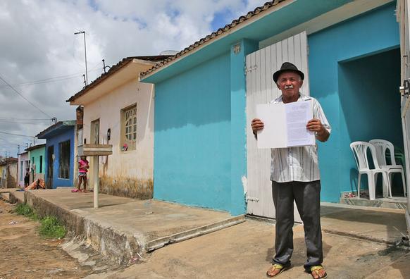 Em Delmiro Gouveia, Moradia Legal III regularizou  417 imóveis nesta sexta-feria, 08