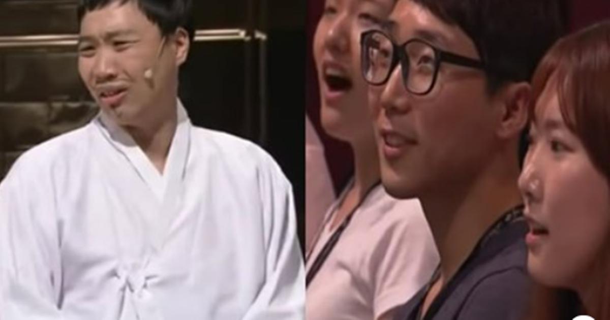 선 조금만 더 넘었으면 방송 인생 끝날뻔 한 이상준 역대급 드립