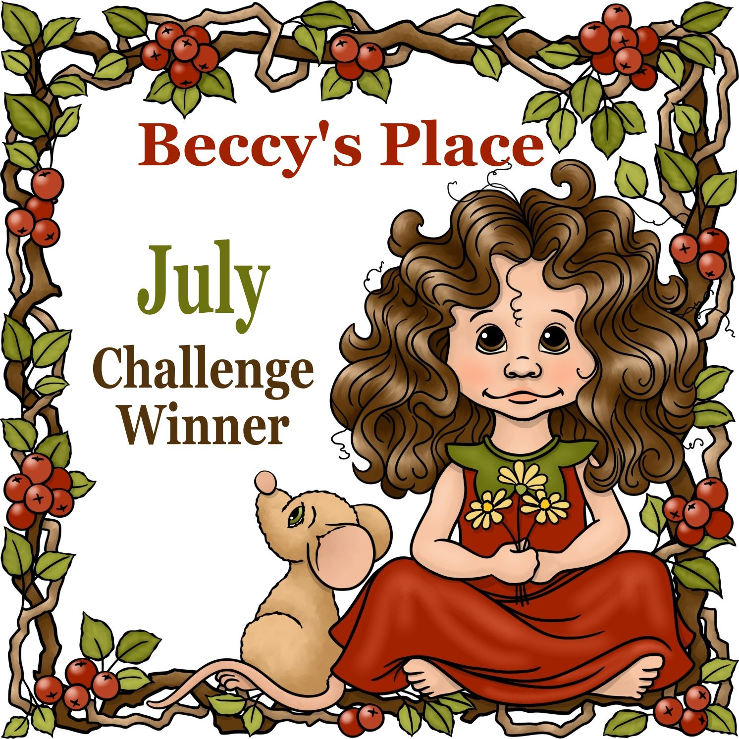Beccy's Place: July