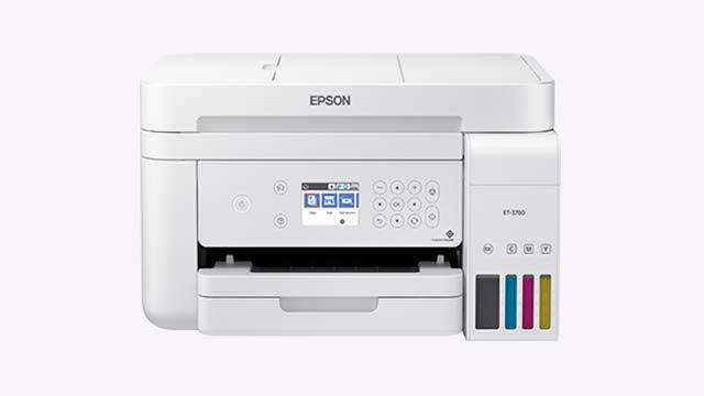 Epson ET-3760 Driver