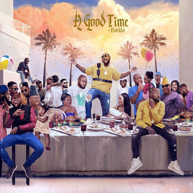 davido-a-good-time-album-completo