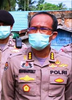 Empat Wakapolres Jajaran Polda Jambi diganti