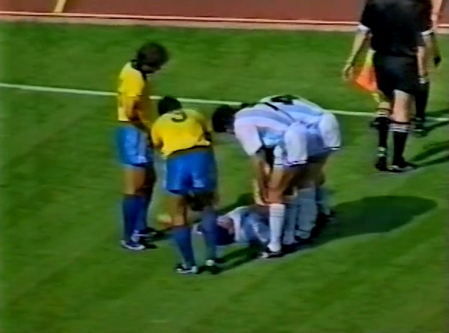 COPA DO MUNDO 90 - JOGOS DO BRASIL - GLOBO (NACIONAL/480P) – 1990 005