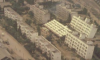 انهيارات في المباني
