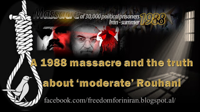 A 1988 massacre and the truth about 'moderate' Rouhani