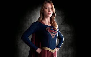 Supergirl CBS tv show Melissa Benoist
