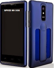spice new range of smartphones mi 508