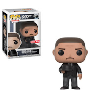 Pop! Movies: James Bond Oddjob Target