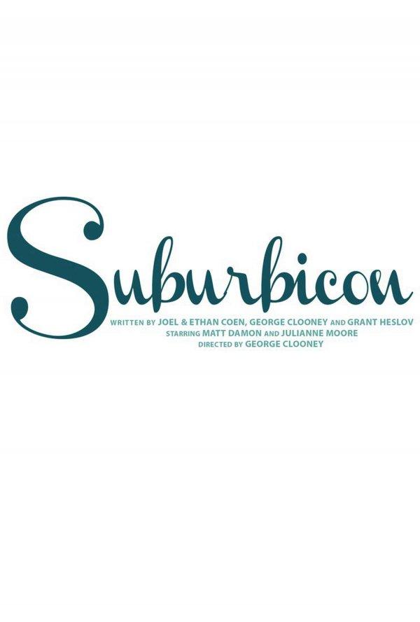 Film Suburbicon 2017