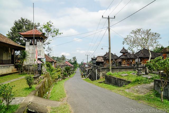 Région de Kintamani - Bali
