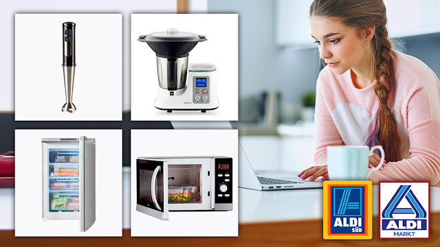 Kitchen equipment: The new Aldi bargains
