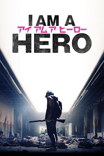 I Am A Hero 2016 Japanese 720p BluRay 900MB With Bangla Subtitle