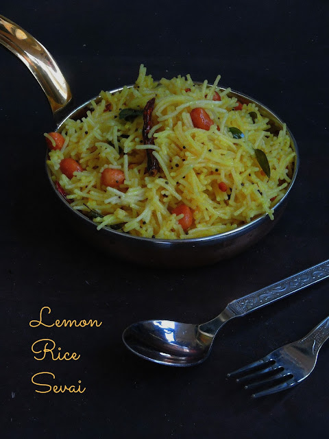 Lemon Rice Sevai