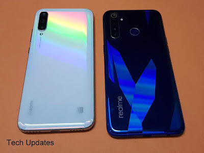Xiaomi Mi A3 vs Realme 5 Pro
