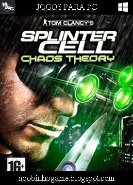Download Tom Clancys Splinter Cell Chaos Theory PC