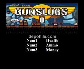 Gunslugs 2 (PC) Oyunu Sınırsız Para,Can +3 Trainer Hilesi İndir