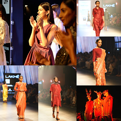 fire, flame, red, elements of nature, lakme fashion week, mumbai, india, fashion, designers, photographers, models