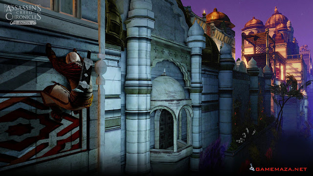 Assassin's Creed Chronicles India Gameplay Screenshot 4
