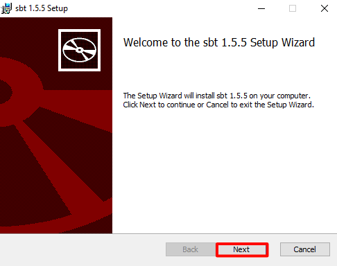 Scala download and installation tutorial for Windows 10