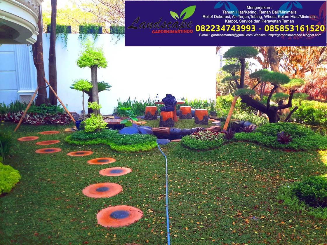 Cara Membuat Taman Yang Baik Dan Indah Tukang Taman Surabaya Gardensmartindo