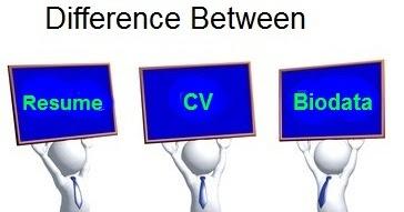 difference between resume cv resume design resignation letter