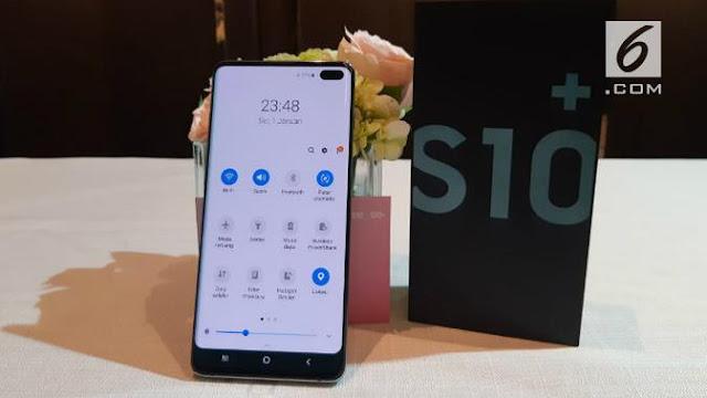 SI Bungsu Galaxy S10e Yang Diboyong Samsung Ke Indonesia