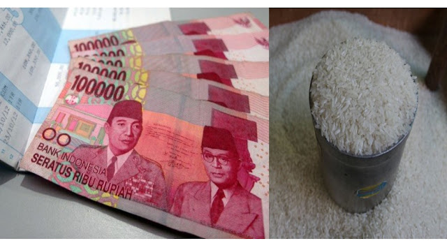 Pemerintah Kembali Beri Bantuan Beras 15 Kg dan Uang Tunai Rp 500 Ribu Selama 3 Bulan