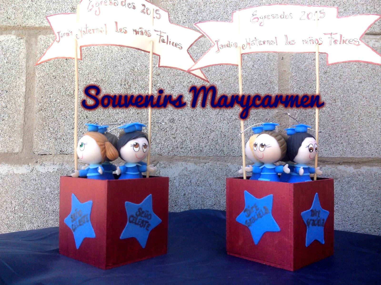 Souvenirs egresados jardin maternal los ni os felices 2015 for Jardin maternal unlp 2015