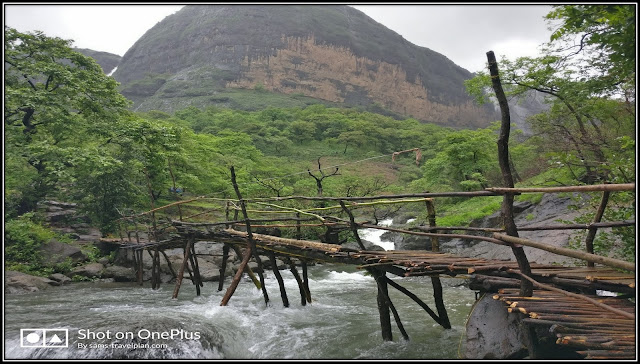 Devkund waterfall, Kundalika River