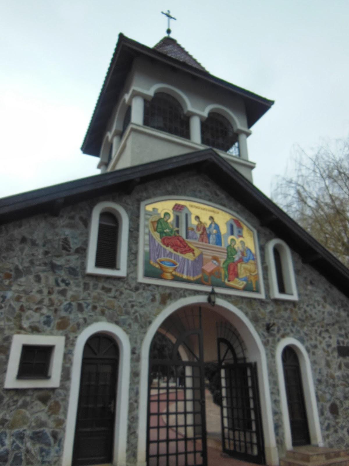 Manastirea Recea, jud. Mures